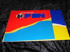Steve Hillage: Open / Orig. LP / OIS / Gimmixcover / 1979 / Gong