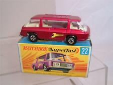 MATCHBOX SUPERFAST NO22D FREEMAN INTER CITY A SUPERB EXAMPLE ORIGINAL BOX C PICS
