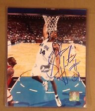 Steven Hunter 8x10 Autograph COA Signed Photo Orlando Magic DePaul Suns 76ers