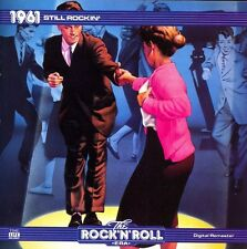 "THE ROCK 'N' ROLL ERA 1961 ""STILL ROCKIN"" 2 LP SET PREMIUM USED LP (NM/EX)"