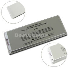 "New White Laptop Battery for Apple MacBook 13"" 13.3 Inch A1181 A1185 MA561 MA566"