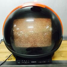 Televisore tv philips discoverer space age modernariato Vintage  perfetto