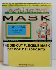 Eduard 1/32 JX084 Canopy Mask for the Revell Junkers Ju88A kit