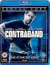 Contraband (Blu-ray, 2012 IMPORT)  ENGLISH LANGUAGE AND SUBTITTLE