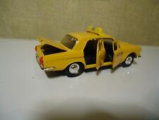 GAZ-2401 RETRO TAXI car city Soviet Russian 1/43 scale.Made in USSR ford buick