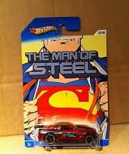 HOT WHEELS DIECAST SUPERMAN MAN OF STEEL - Custom 11 Camaro - Combined Postage