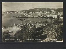 2299.-PALMA DE MALLORCA.-504 Vista parcial del Puerto (Foto Zerowitz)