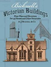Bicknell's Victorian Buildings, Bicknell, A. J., Good Book