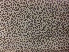 Windham fabrics Ebony and Ivory material Whistler fat quarter black animal print