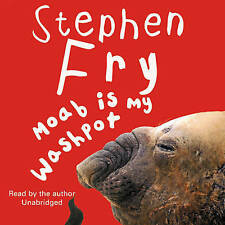 FRY,STEPHEN-RC 1350 MOAB IS MY WASHPOT (CD)  CD NEW