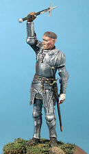 54mm Medieval Knight (Man at Arms) Wee Friends WF54014 unpainted model kit