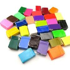SN9F 32 Colors DIY Polymer Clay Fimo Modeling Block With Free Three-piece Tool