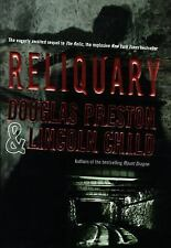 BOOK:Pendergast: Reliquary No2 by Douglas Preston & Lincoln Child FREE SHIPPING