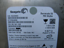 750 GB Seagate Barracuda ES - ST3750640NS / 9BL148-038 / 3.AQRZ / WU / hard disk
