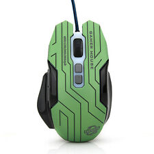 iGame - 9D 2800DPI 7 Buttons Optical Usb Pro Gaming Ergonomic Mouse WOW LOL UK