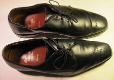Allen Edmonds FLATIRON shoes - Black  - size 10 D -  two photographs