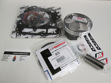 YAMAHA RAPTOR 660 WISECO TOP END REBUILD KIT 11:1 PISTON, GASKETS PK1060 01-05
