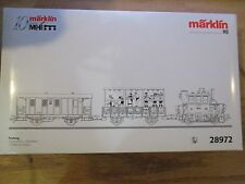 Marklin Ho scale 28972 Festival Train set w Free ship!