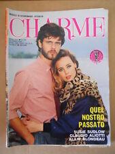 CHARME Fotoromanzo n°502 1985   [D31]