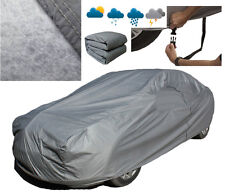 EXTRA LARGE XL FULL CAR COVER 100% WATERPROOF OUTDOOR BREATHABLE RAIN PROTECTION