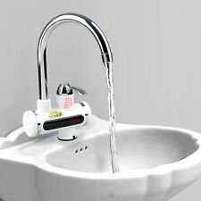Kitchen LED Digital Display Instant Hot Electric Faucet Water Heater Taps 220V