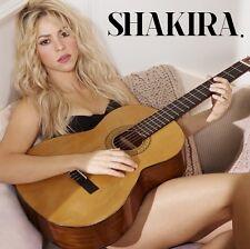 SHAKIRA - SHAKIRA.(DELUXE VERSION)  CD NEW+
