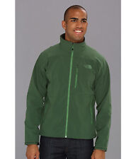 The North Face Apex Bionic Softshell Jacket - Men's Medium Notingham Green NWT