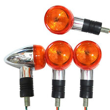 4pcs Motorcycle Turn Signals For Honda VT Shadow Ace Classic 500 700 750 1100