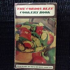The CORDON BLEU COOKERY BOOK vintage 1969 HBDJ Excellent unmarked
