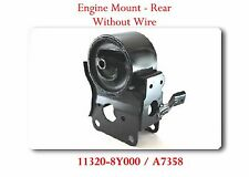 A7358 ENGINE MOUNT REAR W/O WIRE FITS: NISSAN ALTIMA MAXIMA MURANO QUEST