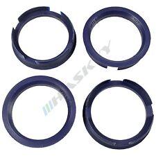 4 Anelli Centraggio 72,6 - 60,1 blu scuro BROCK KESKIN OXIGIN TOMASON WHEELWORLD