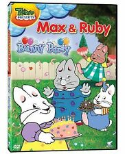MAX AND RUBY BUNNY PARTY (FS) [USED DVD]