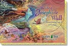 Leanin' Tree The Art of Josephine Wall Greeting Cards, New, Free Shipping