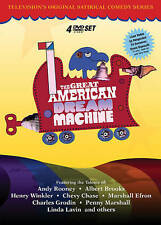 The Great American Dream Machine New DVD