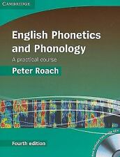 English Phonetics and Phonology Paperback with Audio CDs (2) : A Practical...