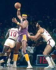 Wilt Chamberlain Kareem Abdul Jabbar NBA Basketball 8x10 Photo 003