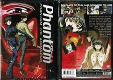 Phantom Animation DVD New Anime