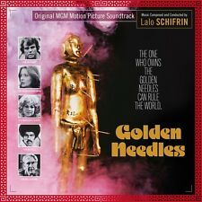 GOLDEN NEEDLES - COMPLETE SCORE - LIMITED 1000 - OOP - LALO SCHIFRIN