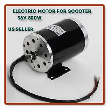 New 800W 36V electric motor for scooter Extreme EVO go-kart minibike e-ATV bike