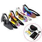 Polarized Cycling Glasses Eyewear Bike Sports Goggles Fishing Sunglasses UV400