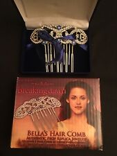Twilight Bella's Hair Comb RARE MINT IN BOX