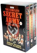Secret Army - The Complete BBC Series 1, 2 & 3 [DVD], 5019322325888, Bernard He.