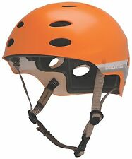 Limited Edition ProTec Water Helmet Retro Orange - Size:L - Kite - Wake - Kayak
