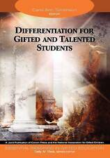 Differentiation for Gifted and Talented Students by SAGE Publications Inc...