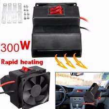 Universal 300W Car Vehicle PTC Heating Rapid Heater Hot Fan Defroster Demister