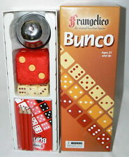 BUNCO GAME BY FRANGELICO