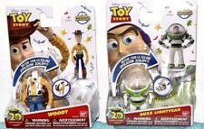 SET OF 2 X Hatch N Heroes Disney Toy Story - Buzz and Woody