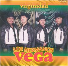 FREE US SH (int'l sh=$0-$3) ~LikeNew CD Hermanos Vega: Virginidad
