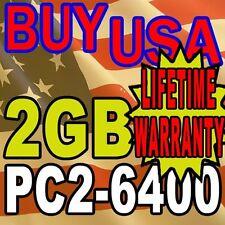 2GB Dell XPS M1330 M1530 M1730 200-P LAPTOP Memory RAM