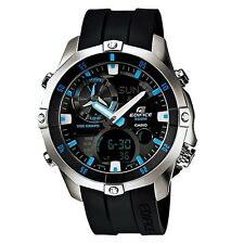 Casio Edifice EMA-100-1A Advanced Marine Line Analog Digital Men's Watch